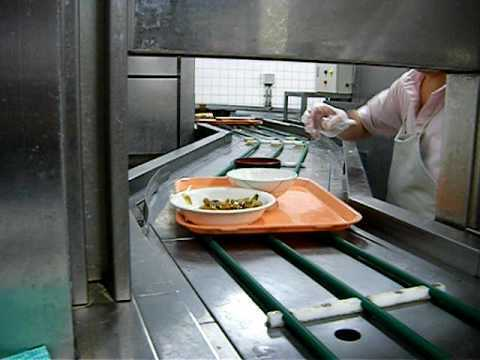 Food Tray Conveyor View Specifications Amp Details Of