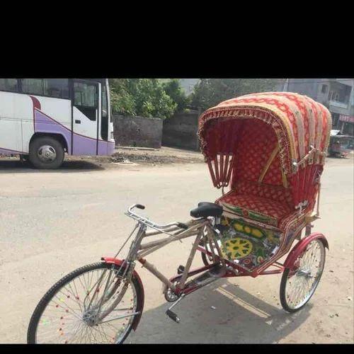Cycle Rickshaw, Bhanot Cycle Store | ID: 4501936488