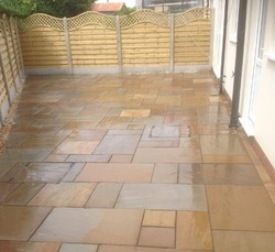 Sandstone Tiles for Outside Flooring