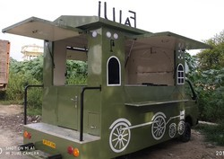 Restaurant Mobile Food Truck