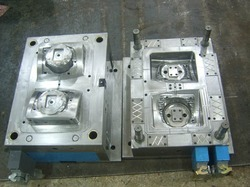 Plastic Injection Hand Mould