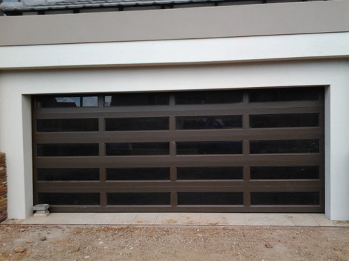 Remote Control Garage Doors Automatic Aluminum Garage Doors