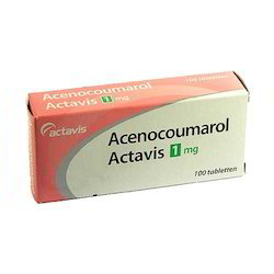 Acenacoumarol