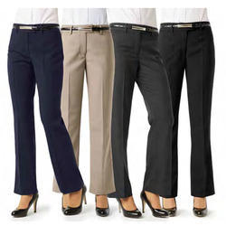 Ladies Formal Bell Bottom Trouser