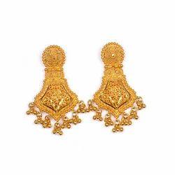 Gold Earring Sone Ki Baliyan Shri Hari Jewellers Delhi Id 12652360973