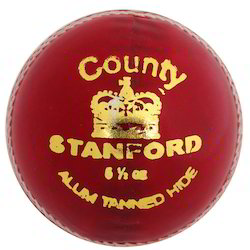 Stanford County Cricket Ball