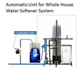 Automatic Controls For Resin Based Water Softener-Commercial