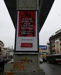 Metro Pillars Advertising
