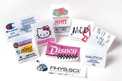 paper Printed Labels, For multiple use, Packaging Type: Packet