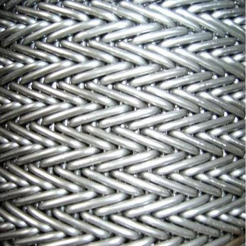 LK3 SS Wire Mesh Conveyor Belt, Ss Wire Mesh Conveyor Belt - Shri ...