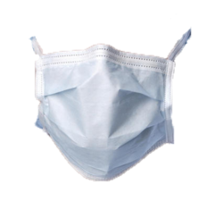 white mask surgical