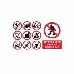 Prohibitory Signages