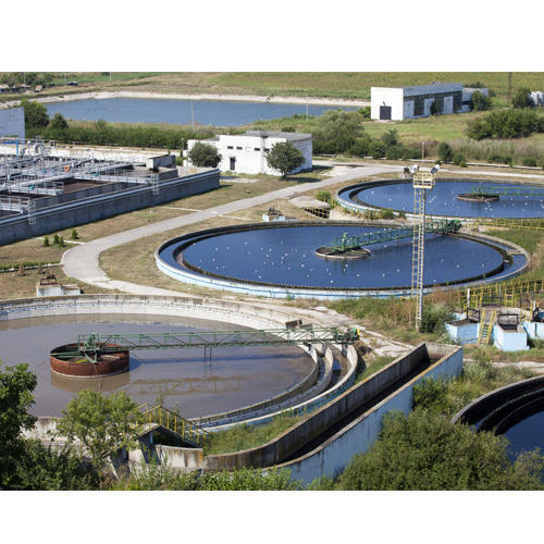 Municipal Water Treatment Plants