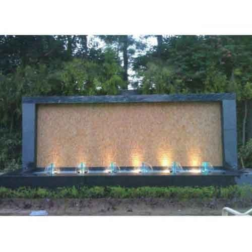 Wall Fountain Outdoor Manufacturer From Noida
