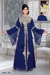 Designer Wear Khaleeji Thobe Kaftan 281