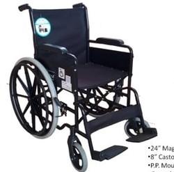 Wheel chair ISI Mark