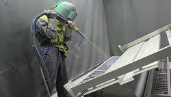 Thermal Spray Metallizing Service