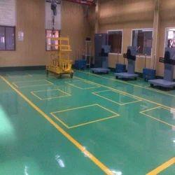 Heavy Duty Screed Floor Coating