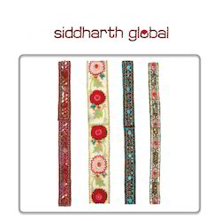 Siddharth Multicolor Embroidered Women Belt