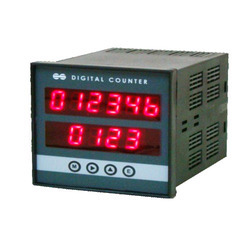 Dual Display Production Counter