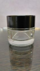 10 Gm Glass Jar with ABS Cap