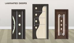 Wood Laminated Skin Door