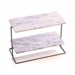 Marble Kitchen Rack