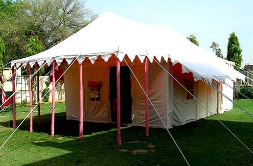 Sandstone Bell Tent House & Sandstone Bell Tent House Bell Tent House | Jhalamand Jodhpur ...