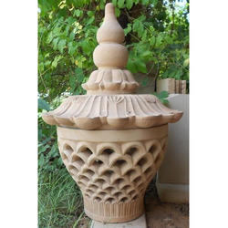 Garden Stone Lamps