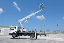 Zed 26 Articulated Aerial Lift
