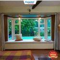 Upvc Modern Fenesta Bay Window