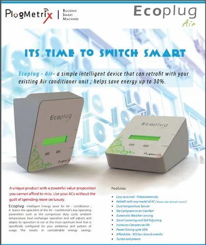 Ecoplug Air - Air Conditioner Energy Saving Device