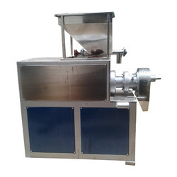 Cheese Ball Puff Extruder, Capacity: 120 Kg/hr