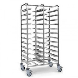 Tray Rack Trolley At Best Price In India