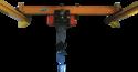 Semi Electric Floor Cranes