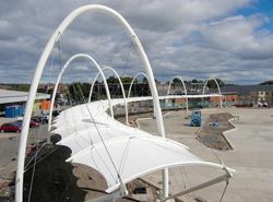 Walkways - Tensile Structures