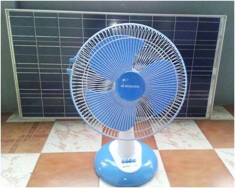 Solar Fans - Solar BLDC Premium Ceiling Fan 12v 24w