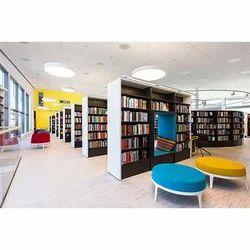 Library Interior Designing In India