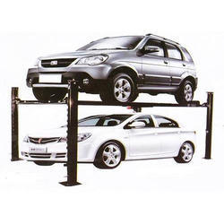 Car Parking System Four Post Parking System Manufacturer From