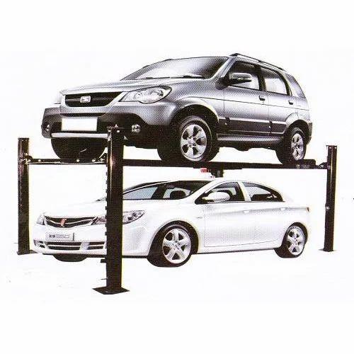 Car Parking System Four Post Parking System Manufacturer From