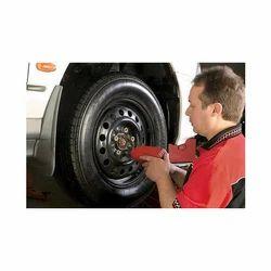 Manual Wheel Alignment Service