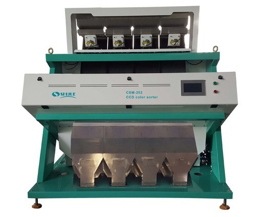 CCD Color Sorter Automatic Machine