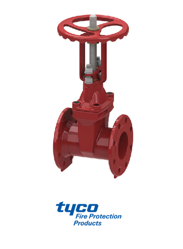 Tyco Os Amp Y Gate Valves Ul Fm Approved Reactra