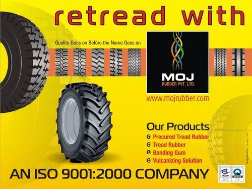 Moj Rubber Tyre Retreading Rubber Tyre Resoling Rubber