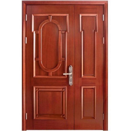 Bespoke Wood Front Door At Rs 135 Square Feet Decorative Wooden