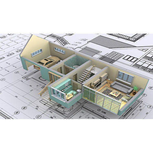 CAD Drawing Service And Structure Fabrication Work Service