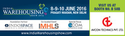 India Warehousing Show 2016