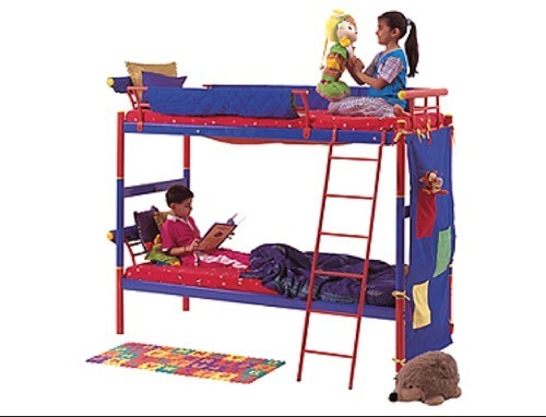 Kids Bunker Cot At Rs 6500 Set Children Bunk Bed Toddler Bunk Bed क ड स ब क ब ड Global Industries Hyderabad Id 17114209855