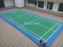 PU Tennis Court