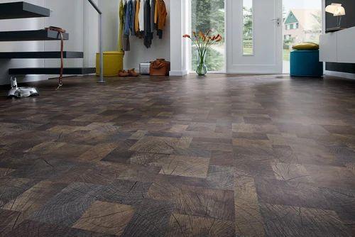 Dynamic Wooden Flooring
